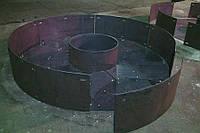 Броня стакана СБ-138 (комплект)