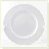 Тарелка White Linen 17 см. (6 шт в упаковке)