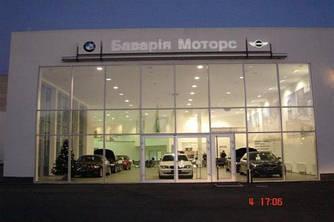 Мебель для автосалона BMW