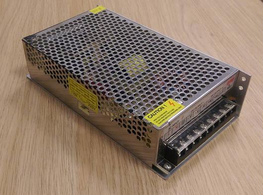 Блок питания перфорированный 12V 20А 240W для led ленты