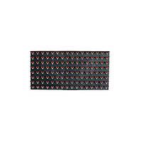 Светодиодный (LED) рекламный дисплей P16-RGB-DIP (256 × 128 мм)