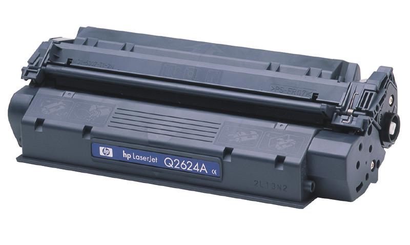 Заправка картриджа HP LJ M1005/ M1319F (Q2624A)