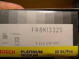 Свеча зажигания BOSCH FR8KI332S PLATINUM IRIDIUM 0242230505,0 242 230 505,, фото 6