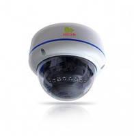 IPD-VF2MP-IR AF POE v1.0 Купольная варифокальная камера с ИК-подсветкой и автофокусом