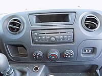 Блок упраления печкой Renault Master 3/Opel Movano B c 2010
