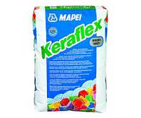 Клей Keraflex Maxi S1 WH белый, 23кг