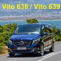 Автозапчасти для MB Vito 638 / 639