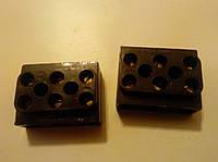 клеммная колодка 3х контактная (2,2х3,5х1,5 см) , сечение - 2,5 мм, 250 В)