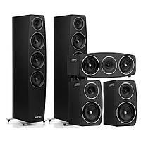 Комплект акустики Jamo C 97 5.0 Black