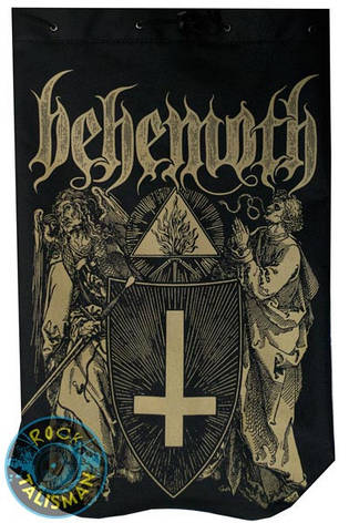 BEHEMOTH - The Satanist - рок-рюкзак, фото 2