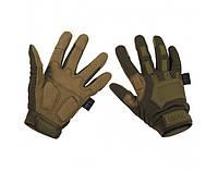 Перчатки тактические с откидными фалангами MFH Action 15843R