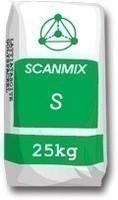 Шпаклевка SCANMIX S белая (финиш) 20 кг
