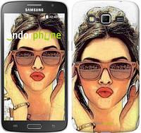 "Чехол на Samsung Galaxy Grand 2 G7102 Девушка_арт ""3005c-41"""