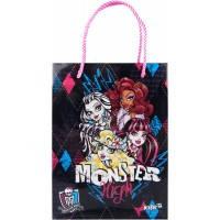 Пакет подарочный бумажный KITE Monster High 18*24*7,5см MH14-204K