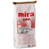 Mira x-plan самовыравнивающаяся смесь, 25кг Клас CT-30 F6