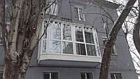 "Балкон ""Французкий"" под ключ"