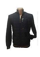 Демисезонная мужская  куртка VITOL синий