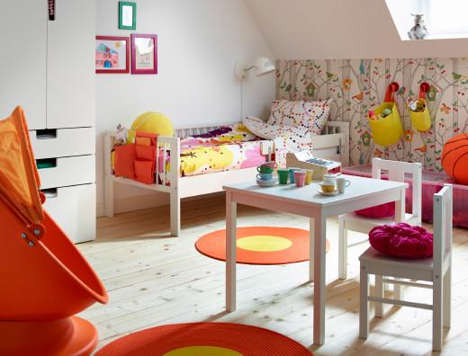 Детская комната IKEA