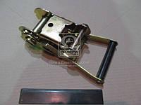 Трещетка с пластиковой ручкой 5т. 196 мм.