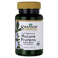 Мукуна Жгучая, 400 мг. 60 капсул