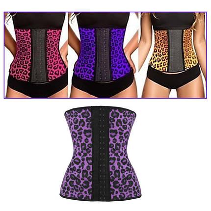 """Утягивающий корсет для похудения на бретельках """"Leopard"""" Sculpting Clothes NY-03, фото 2"""