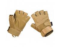 Перчатки тактические беспалые MFH Protect 15553R