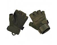 Перчатки тактические беспалые MFH Protect 15553B