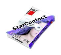 Смесь для приклеивания и  защиты утеплителя МВ, ППС плит Baumit Star Contact, 25кг