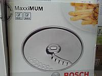 Терка диск Насадка к комбайну Bosch MUZ8PS1 диск для картофеля фри  Для комбайнів Bosch серії 8 та X