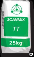 Стартовая шпаклевка Scanmix TT серый 25 кг
