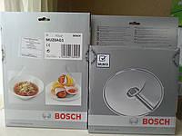 Терка-Диск для нарізки моркви по - корейськи BOSCH MUZ8AG1 Для комбайнів Bosch серії 8 та X