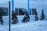Забор секционный металлический с полимерным покрытием Техна 1480х2500 3/4мм