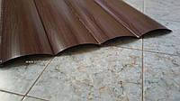Металлический сайдинг (БлокХаус) под бревно,полиэстер, матполиэстер, цвет под заказ, Одесса