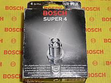 Свеча зажигания BOSCH WR91X W-V SUPER-4 по штучно 0242222502,0 242 222 502,