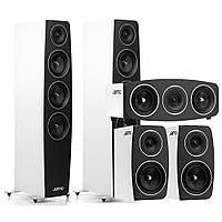 Комплект акустики Jamo C 97 5.0 White