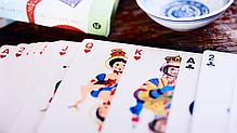 Карти гральні   Odd Bods Playing Cards by Jonathan Burton, фото 3