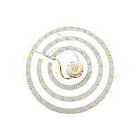 Светодиодный (LED) светильник 36 Вт, естественный белый, круглый (комплект)