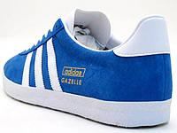 Кроссовки (кеды) мужские Adidas Gazelle Blue