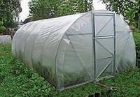 Теплица под пленку из оцинкованного омега профиля – толщина 0,75мм