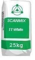 Стартовая шпаклевка Scanmix TT белая 25 кг