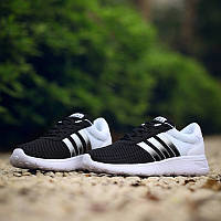 Кроссовки (кеды) мужские Adidas Gazelle Neo Black/White