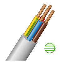 Провод электрический ПВС 4х2,5 Харцызск
