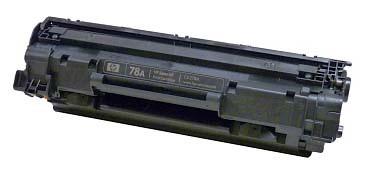 Заправка картриджа HP LJ P1566/ 1606/ M1536 (CE278A)