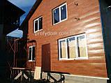 Металлический сайдинг (Стальпанель), полиэстер, матполиэстер, цвет под заказ, Одесса, фото 4