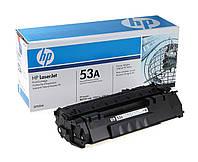 Заправка картриджа HP LJ P2014/ P2015/ M2727nf (Q7553A)