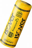 Минеральная вата ISOVER 1.22х8.2х0.05 (17.08м2) (шт.)