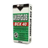Клей для армирования пенопласта BCX 40 ANSERGLOB 25 кг.