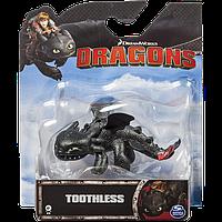 Как приручить дракона: коллекционная фигурка Беззубика (6 см)