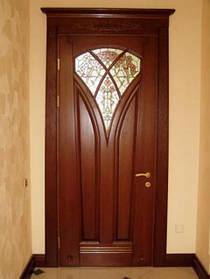 Двері з дерева Київська область