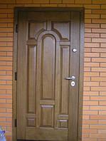 Двери входные из дуба Киев